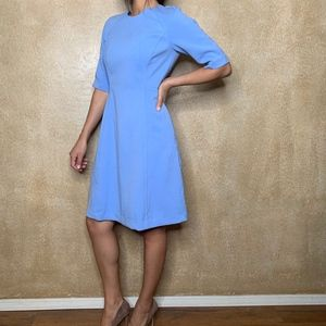 Vince Camuto | Baby Blue Dress